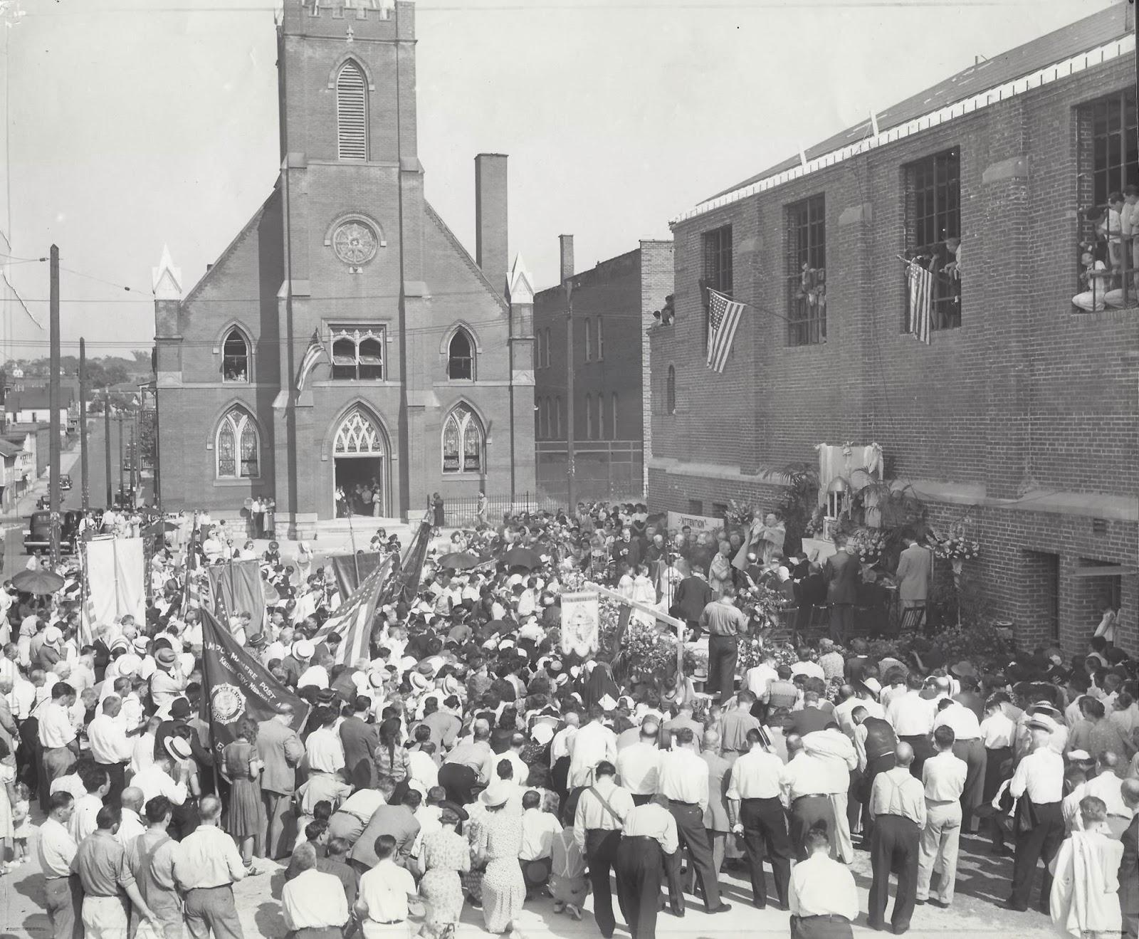 Dedication of the Don Bosco Community Center
