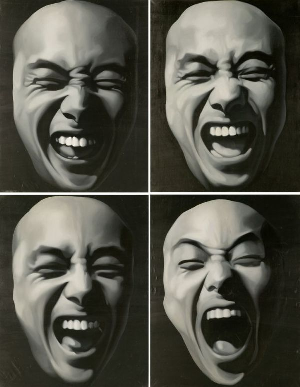 Geng Jianyi, The Second State, 1987, M+ Sigg Collection, Hong Kong © Geng Jianyi