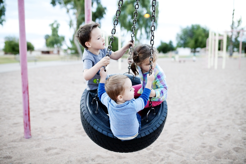 Nannies can still take kids to play dates, while also being in a better position to form a close bond with your child.