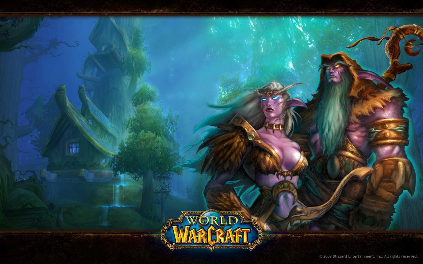 Blizzard Entertainment:World of Warcraft