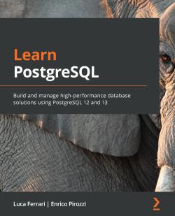 Learn PostgreSQL book cover