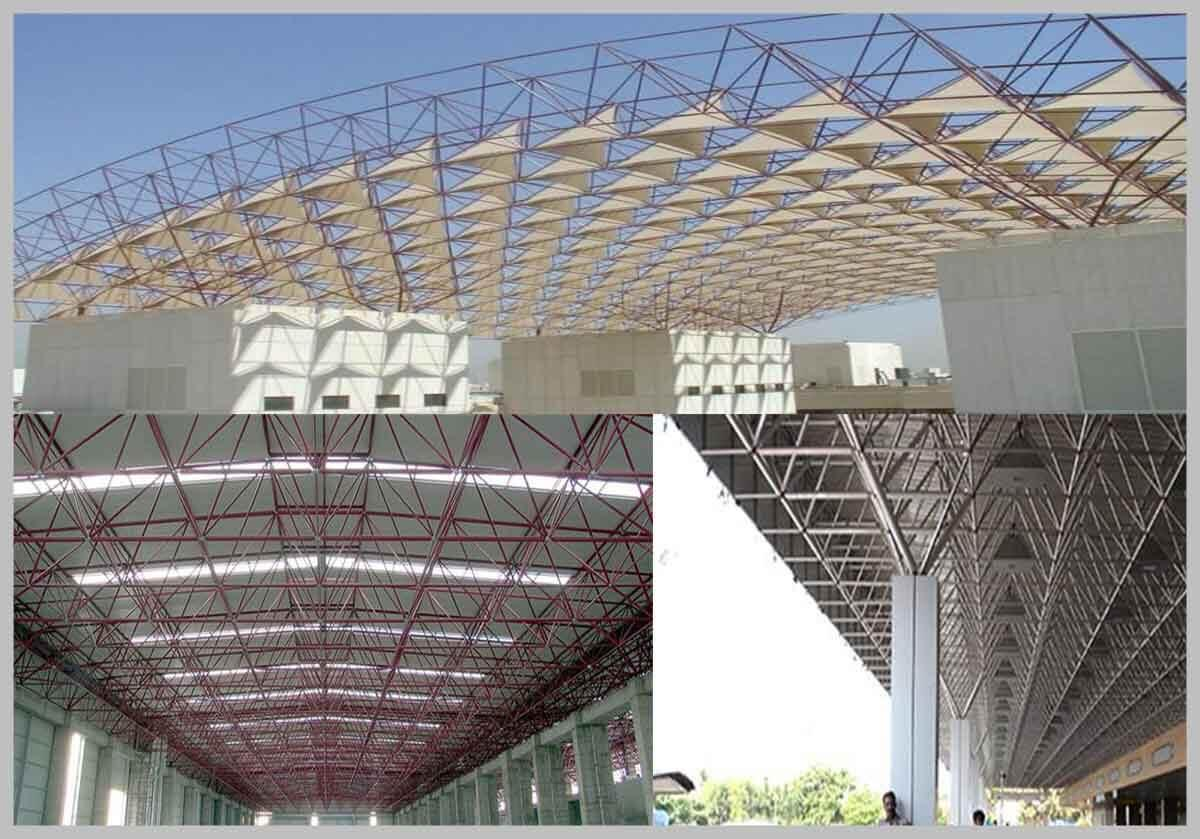 space-frame-truss-system