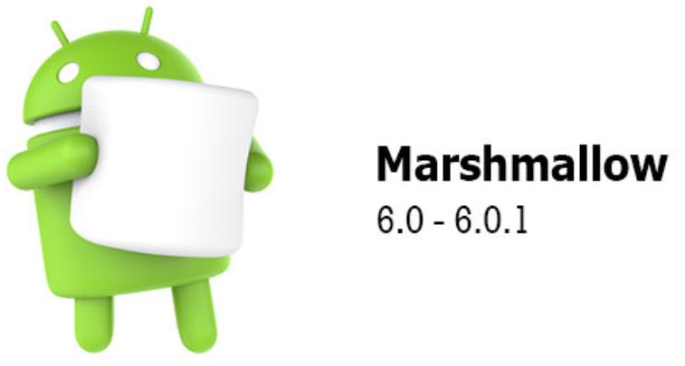 Android v6.0 - Marshmallow