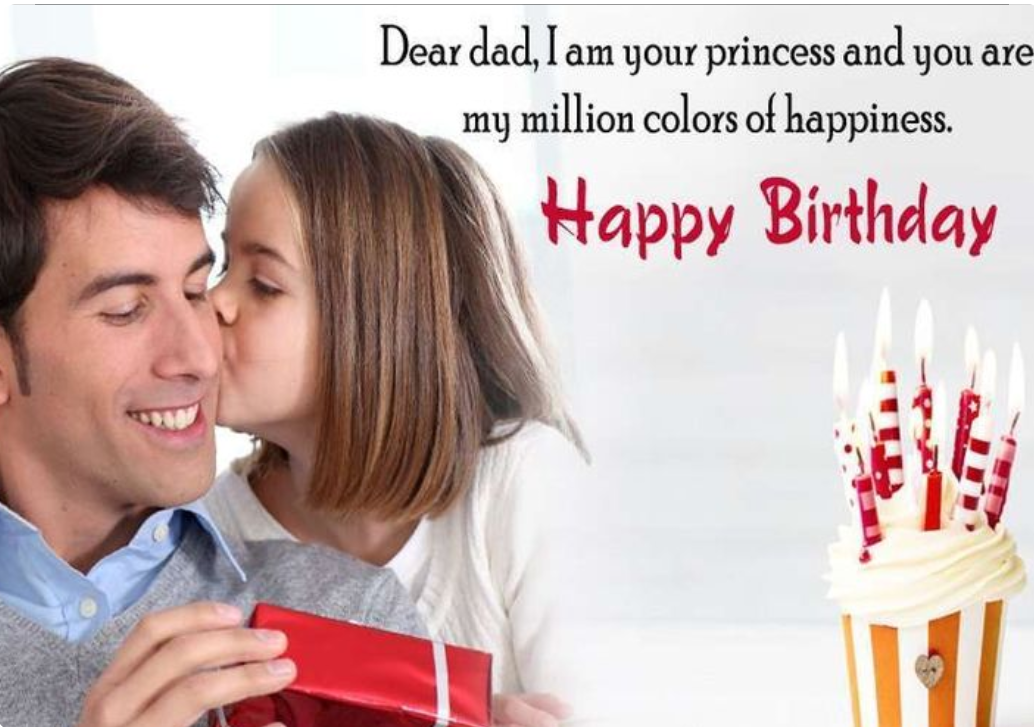 Happy Birthday Images-Happy birthday daddy