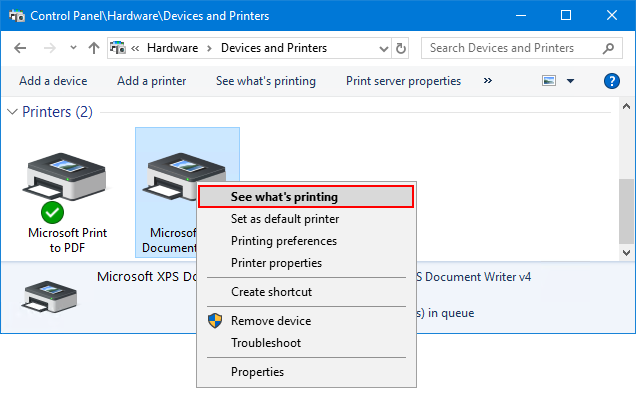 Image result for see whats printing