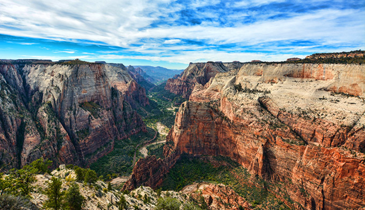 , August National Park Highlight: Zion National Park