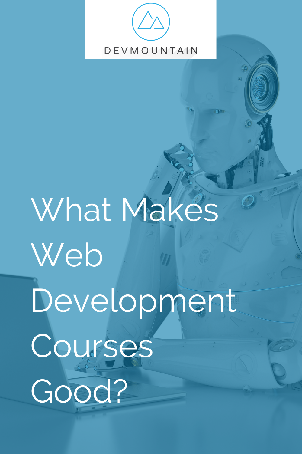 What Makes Web Development Courses Good?