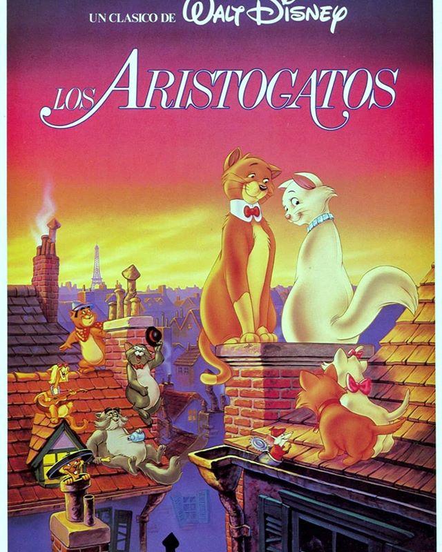 Los aristogatos (1970, Wolfgang Reitherman)