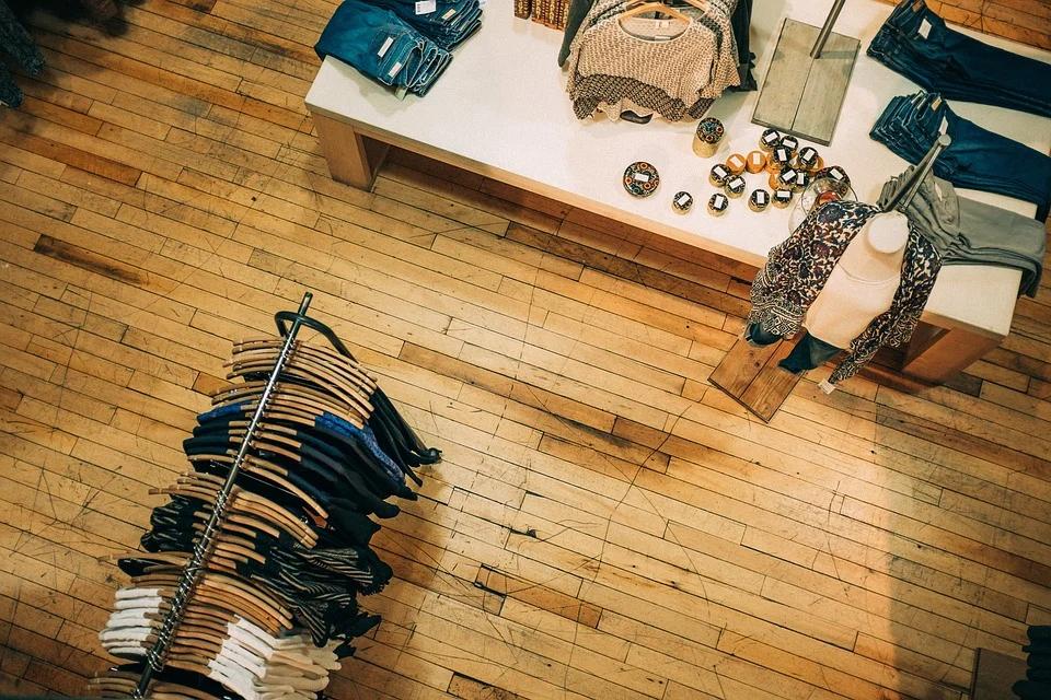 Sustainable fashion, fashion closet