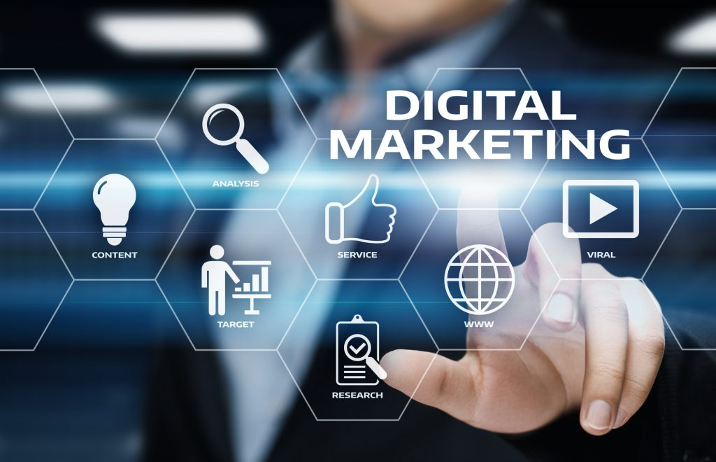 Có rất nhiều hình thức công ty về Digital marketing khác nhau