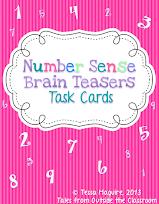 Number Sense Brain Teasers