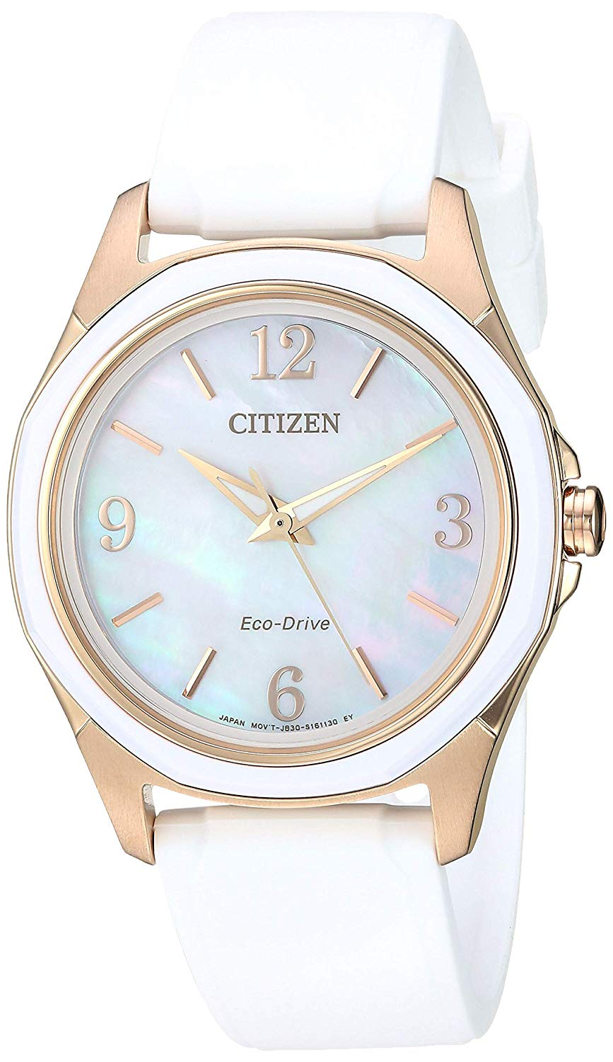 Citizen Analog Mother of Pearl Dial