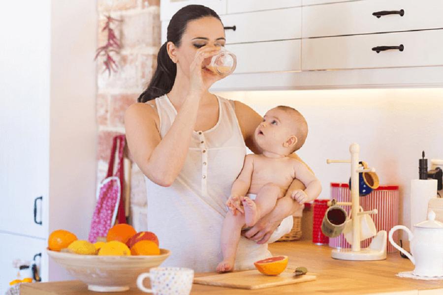 cách làm ngũ cốc lợi sữa