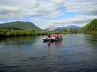 Отчет о водном походе (катамараны) 5–й категории сложности в районе Западного Саяна