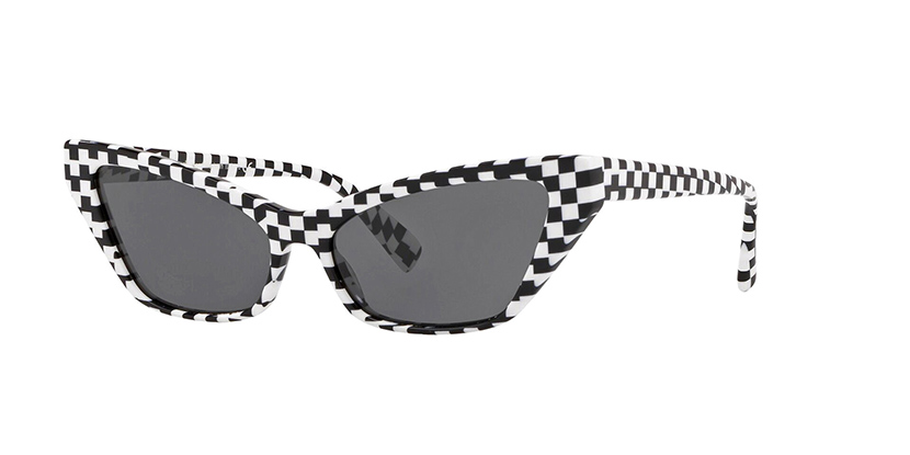 Alain Mikli Le Matin A05036 008/87 Dark Grey Sunglasses | Pretavoir
