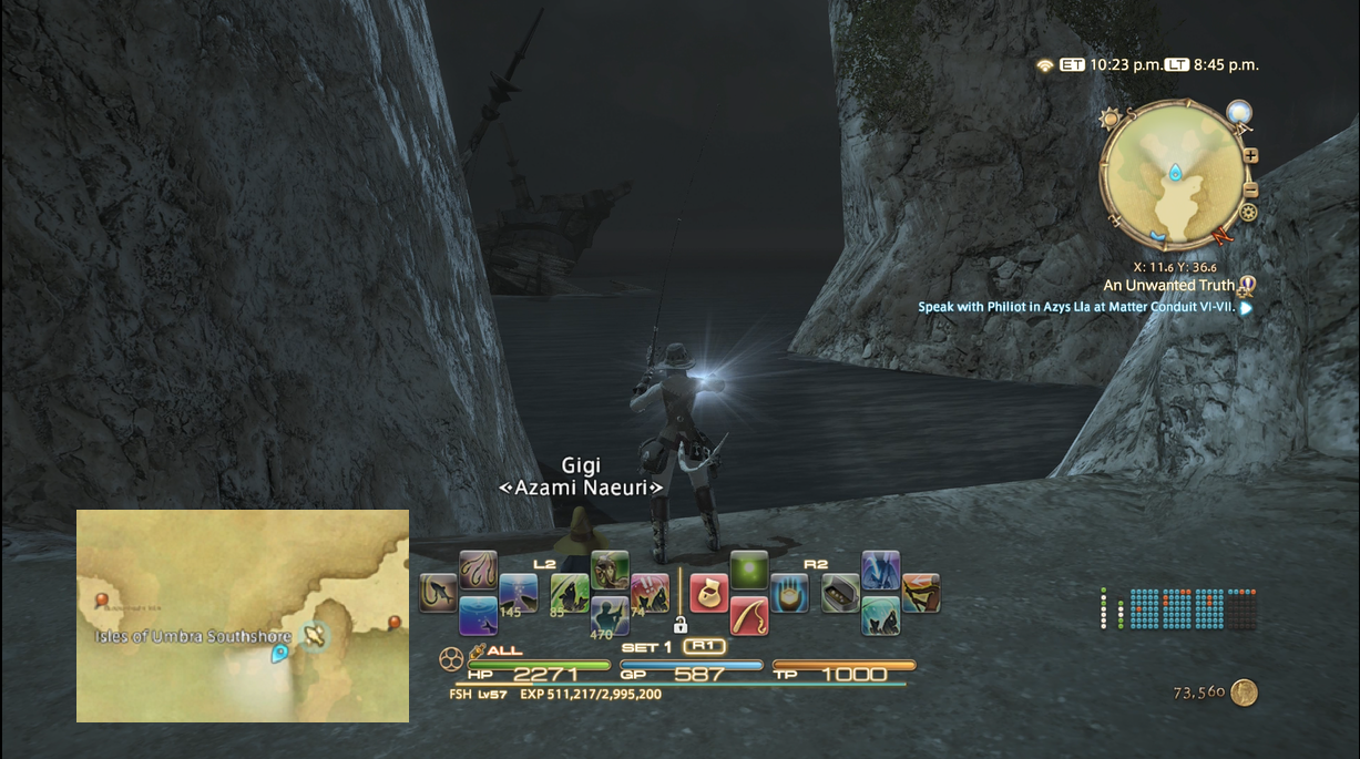 how to catch the fish you want ffxiv