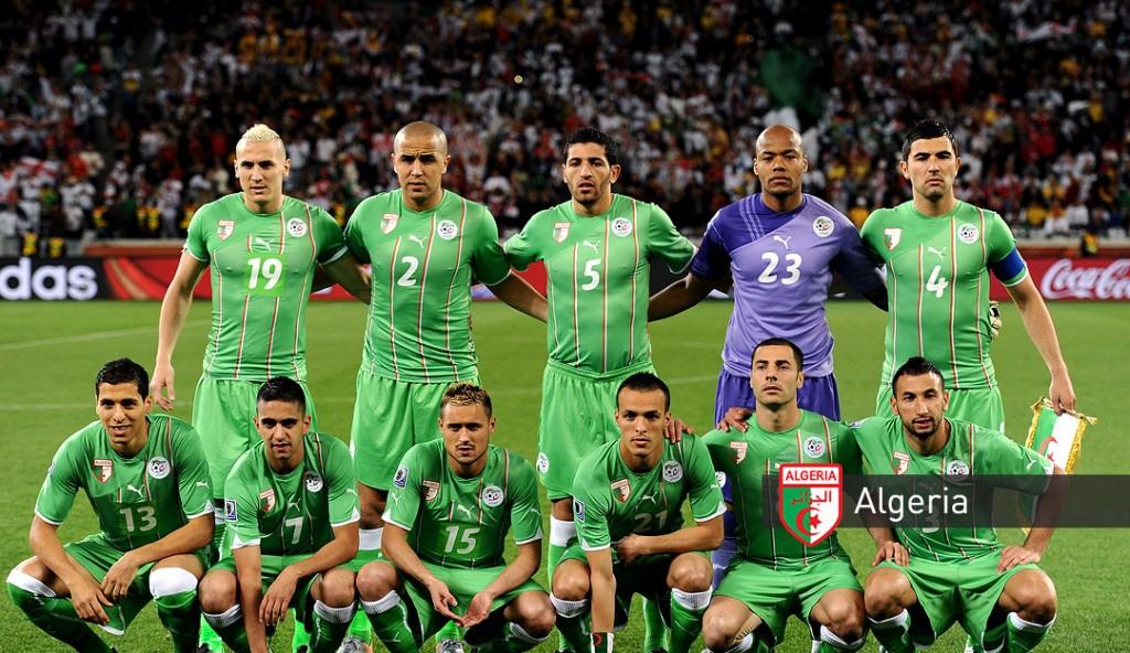 FuГџball Algerien
