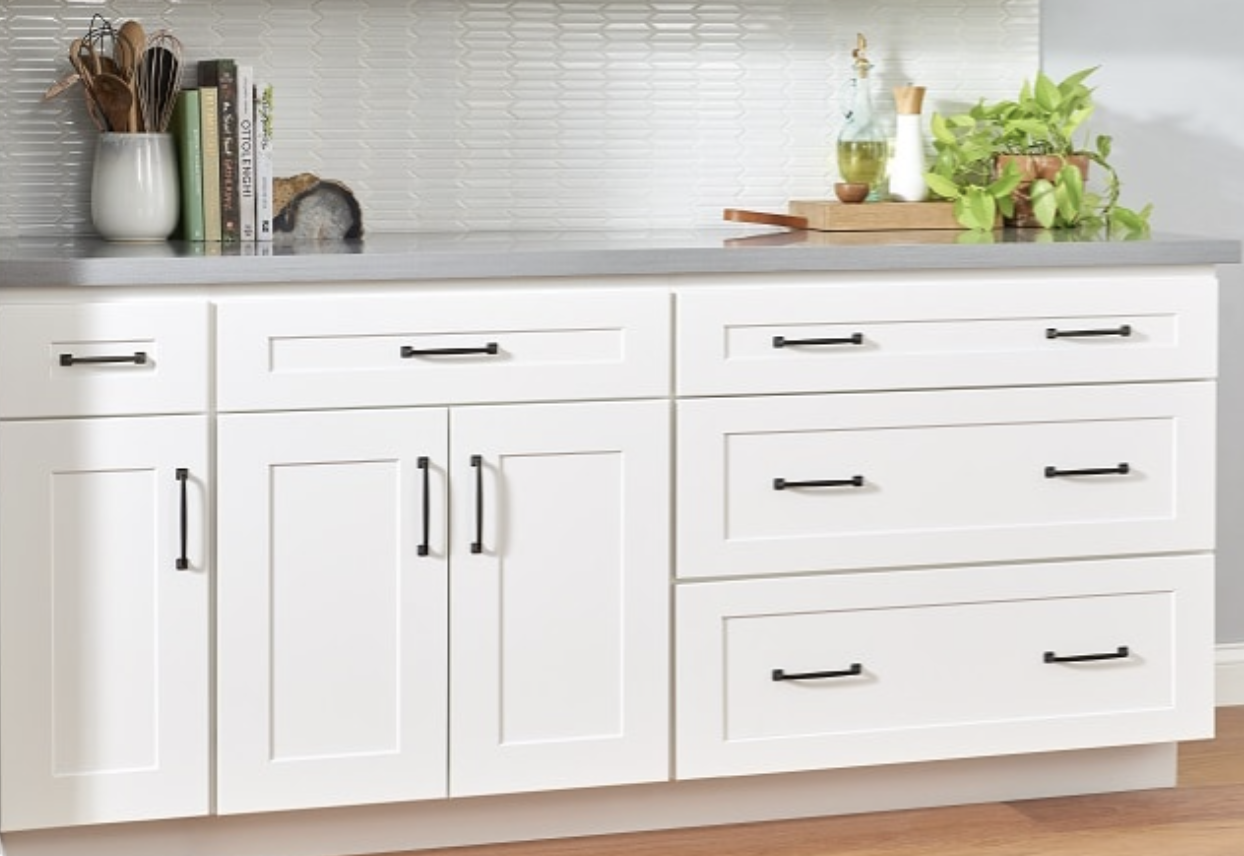 Wolf Classic Cabinetry for kitchen redesign, Johnson Lumber, Maryland Kitchen Design