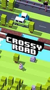 crossy road para móviles
