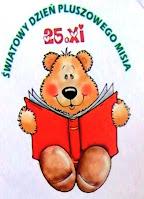 Światowy Dzień Pluszowego Misia w Bibliotece Miejskiej w Jarosławiu.