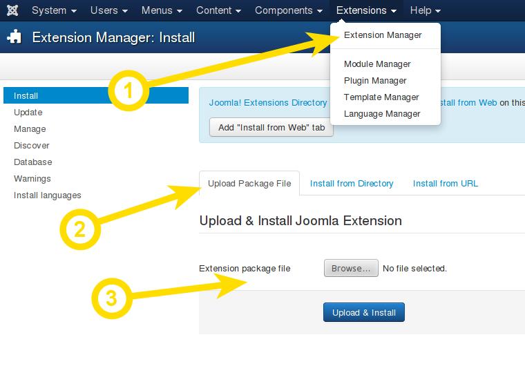 Joomla Social Login Installation