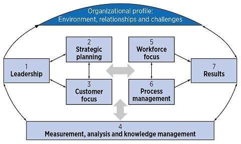 Organizational Excellence Framework