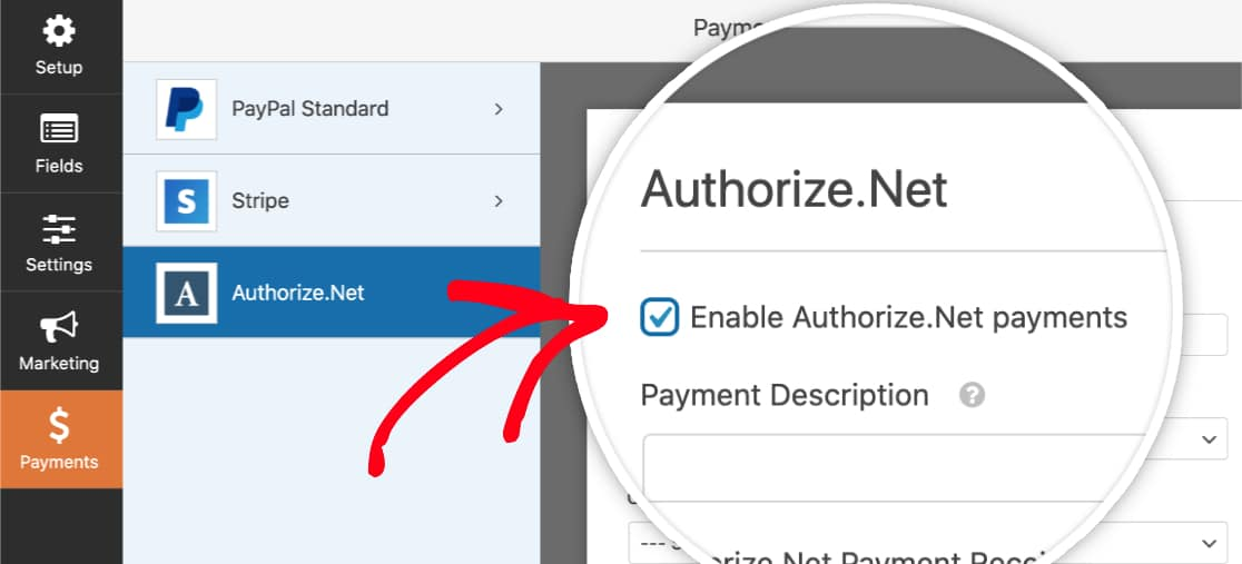 How To Create Payment Forms For Authorize.net [WPForms] 2