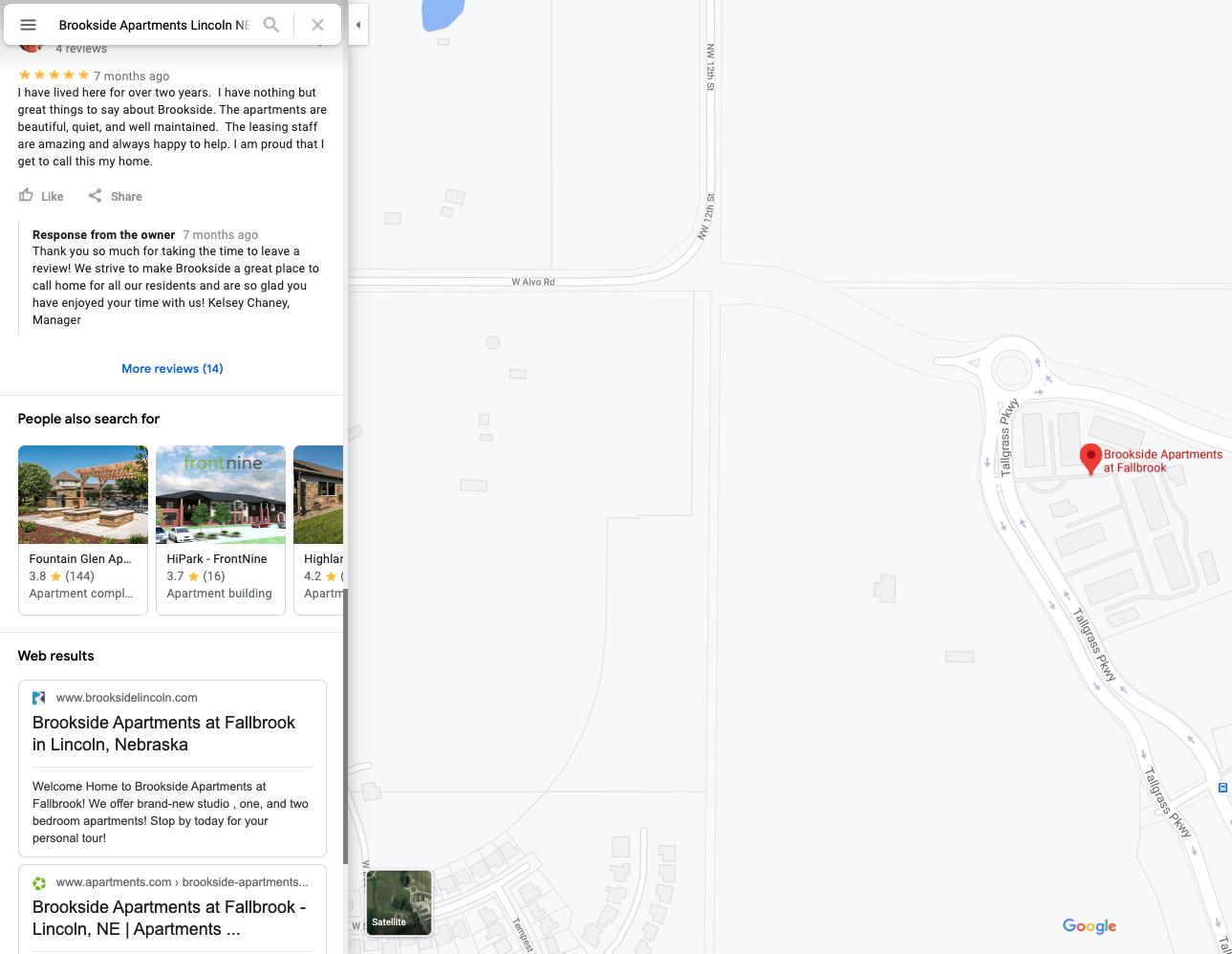 google-maps-with-search-results-screenshot