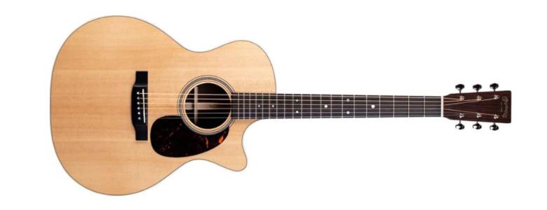 c.f Martin Guitar GPC-16e.