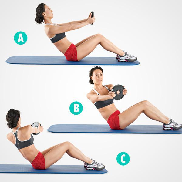 Abdominal Training than Crunches More Effective 5 Action