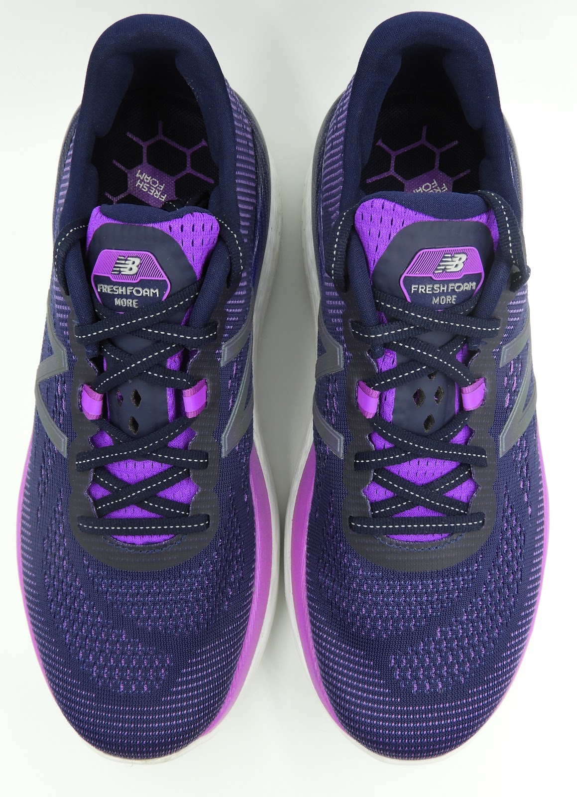 Road Trail Run: New Balance Fresh Foam More Review: Much More of
