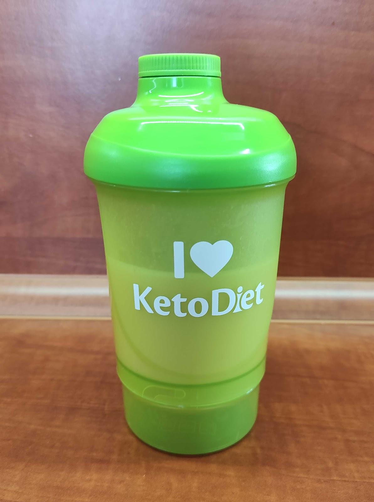 Recenze KetoDiet: 2týdenní balíček ketodiety