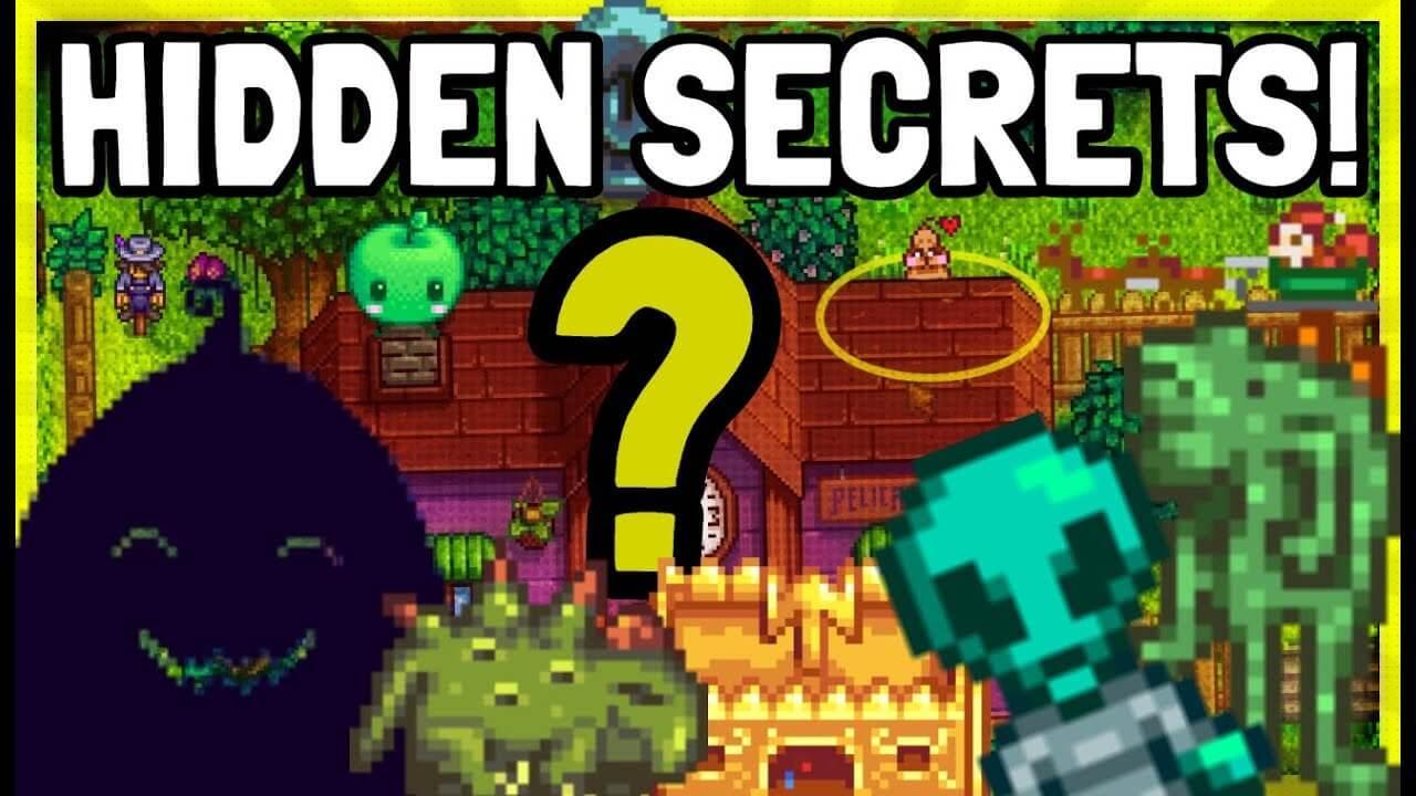 Hiddedn Secrets