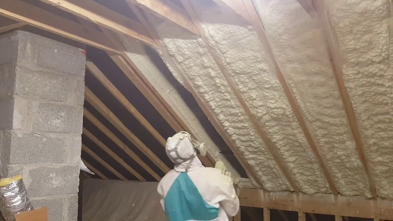 Some of The Known Advantages of Spray Foam Attic Insulation That You Should Be Aware Of