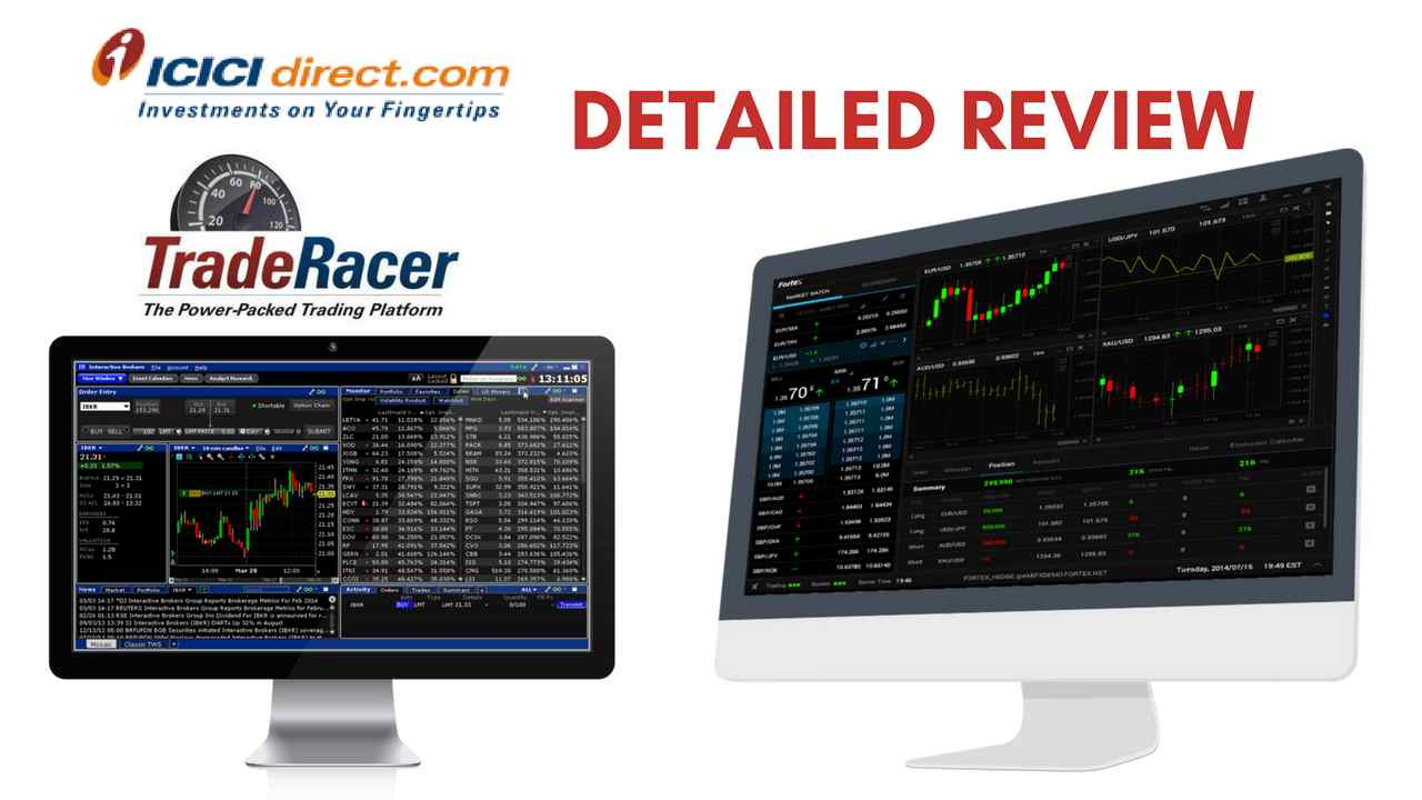 ICICI Trade Racer Review | NiftyBrokers