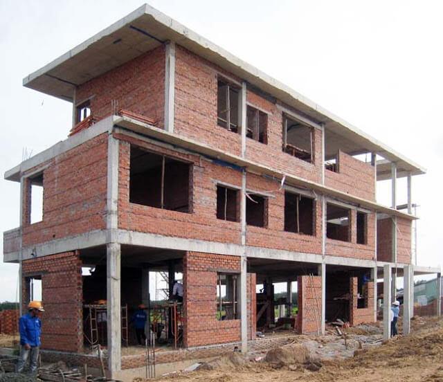 Xây Dựng Trường Tuyền cam kết xây nhà phần thô đúng tiến độ