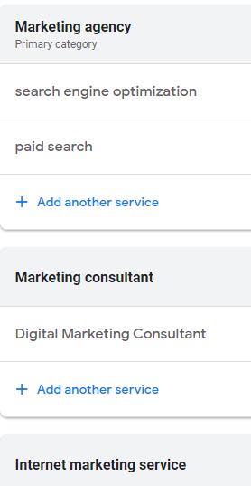 The MarketingU services