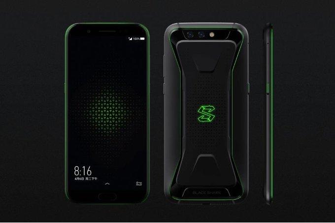 Xiaomi téléphone gaming