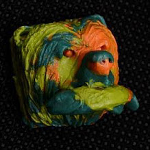 Simulacra Caps - Greasy Bear