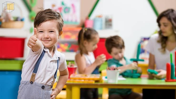 3. เด็กมีความสุขมีแนวโน้วประสบความสำเร็จ