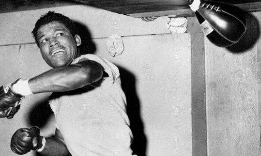 Sugar Ray Robinson - Old School Boxing Training