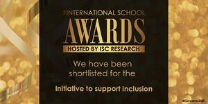 Inclusion Finalist logo