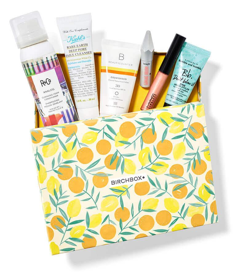 Birchbox Subscription Review 1