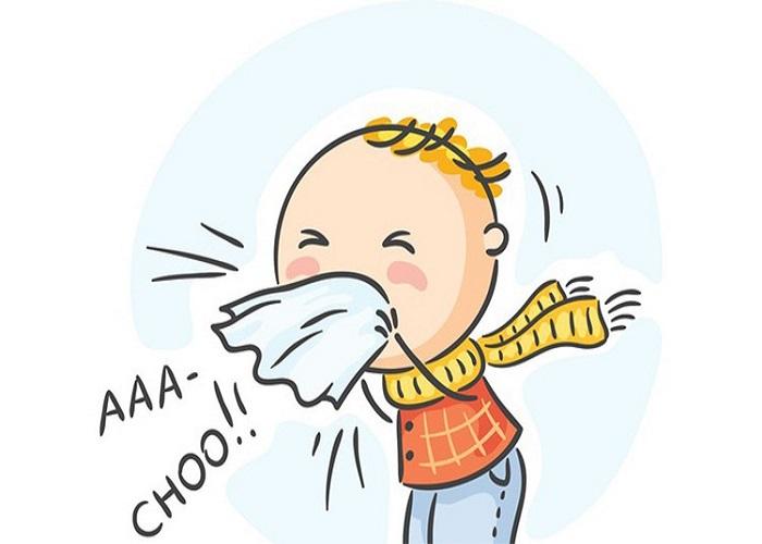 Triệu chứng ho trong bệnh cảm lạnh