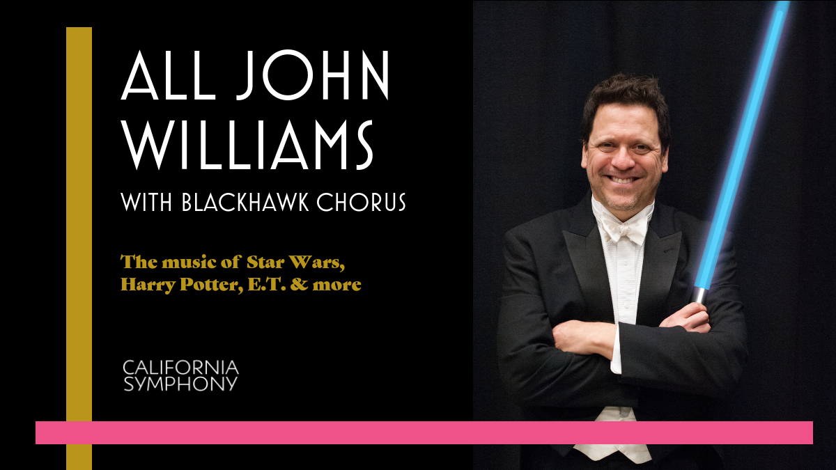 Photo courtesy of California Symphony.