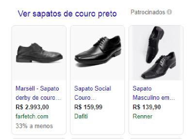O que é Google Shopping