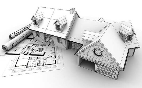 Bản vẽ xây dựng giúp hình dung được sản phẩm khi hoàn thiện