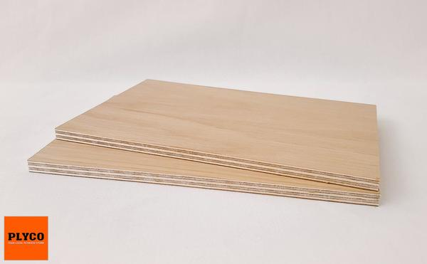 Quadro plywood panel from timber supplier Plyco