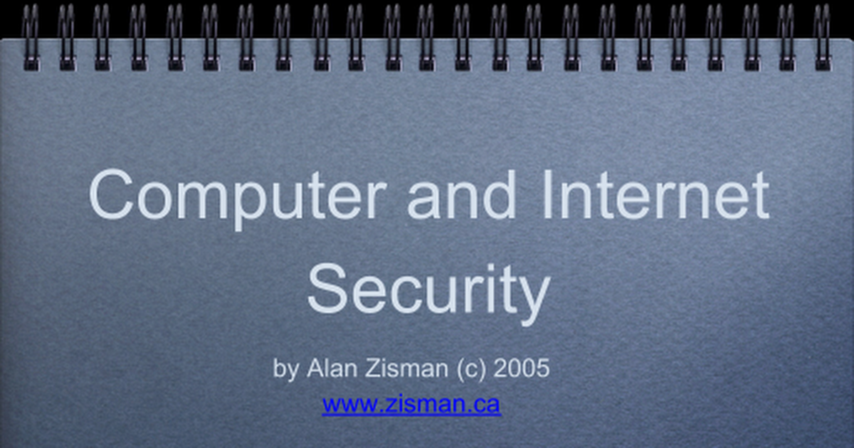 Computer and internet security google slides fandeluxe Image collections