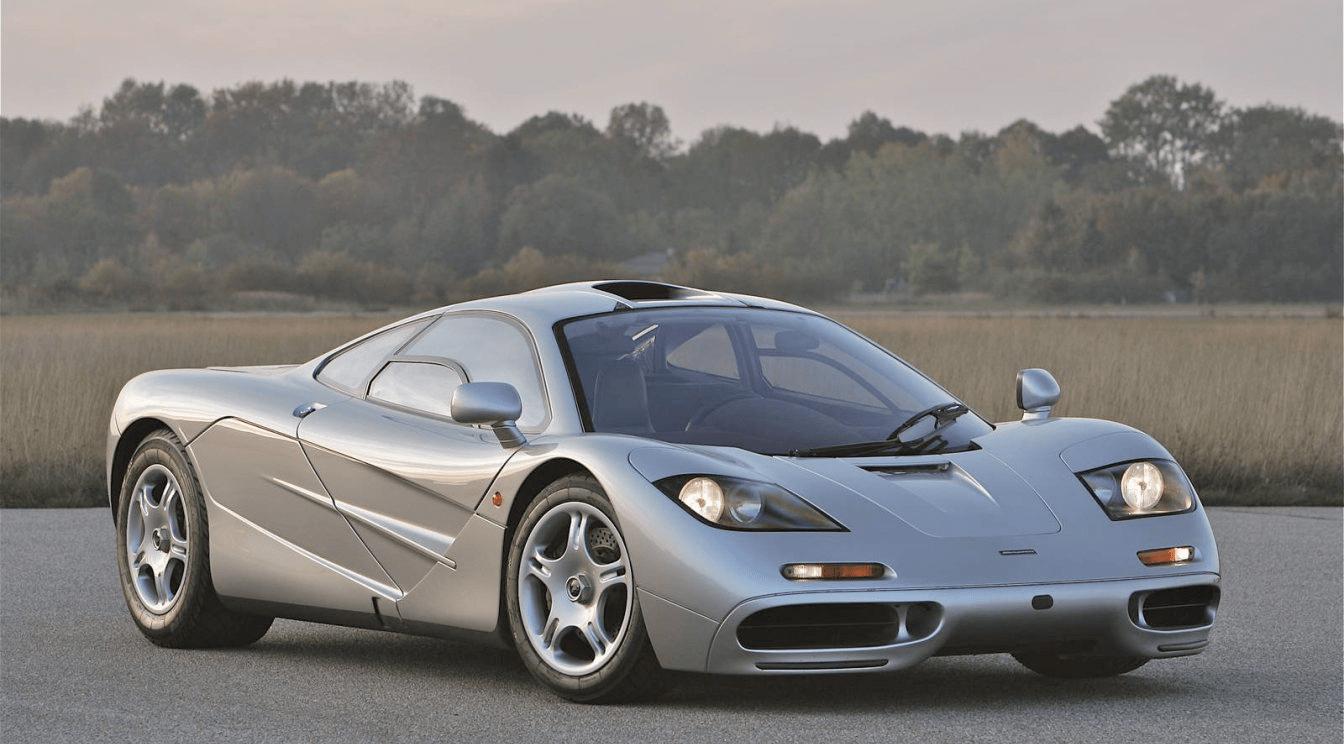McLaren F1 | Viteza Maxima - 391 km/h